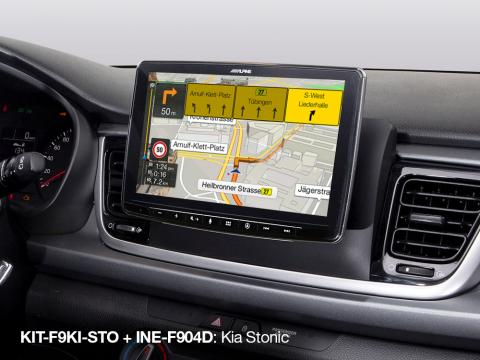 Built-in-iGo-Primo-Navigation-Map-in-Kia-Stonic_INE-F904D_with_KIT-F9KI-STO