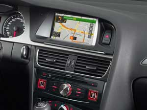 Alpine Style | Sistema Audio Video Navi per Audi A5 - X701D-A4