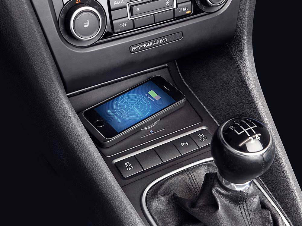 El Cajon Subaru >> Wireless Charging Console for Volkswagen Golf 6 - Alpine ...