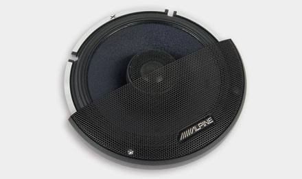Included Mesh Grill - X-Series Speaker X-S65
