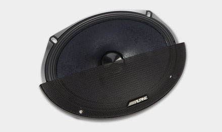 Included Mesh Grill - X-Series Speaker X-S69C