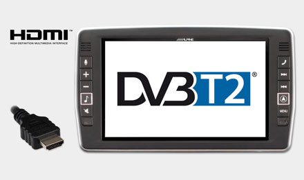 Mercedes Vito - Upgrade to DVB-T Digital TV