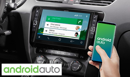 Skoda Octavia 3 - Works with Android Auto - X903D-OC3