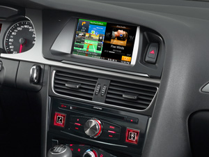 Alpine Style | Sistema Audio Video Navi per Audi A4 X701D-A4